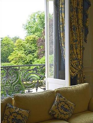 Франция: Шампань-Арденны, Chateteau Les Crayeres 4*de luxe (Шато ле Краер)
