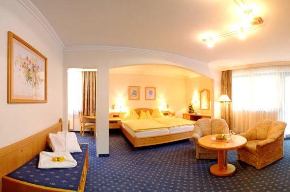 Австрия: Бад Гастаин, отель Europaischerhof 4* (Отель Европишер Хов)
