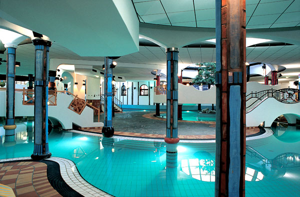 Отель Рогнер Бад Блумау и SPA 5* (Hotel Rogner Bad Blumau & SPA 5*)