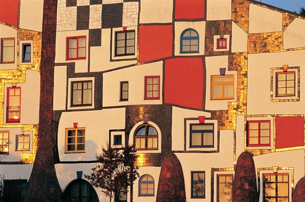 Отель Рогнер Бад Блумау и SPA 5* (Hotel Rogner Bad Blumau & SPA 5*)