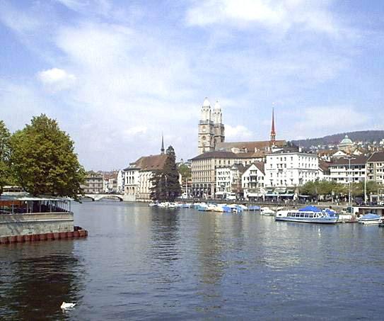 Швейцария: Цюрих