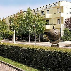 Hotel Milano 3* (Отель Милано) Абано Терме, Италия
