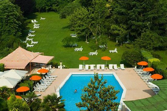Hotel Miramonti 5* (Отель Мирамонти), Абано Терме, Италия