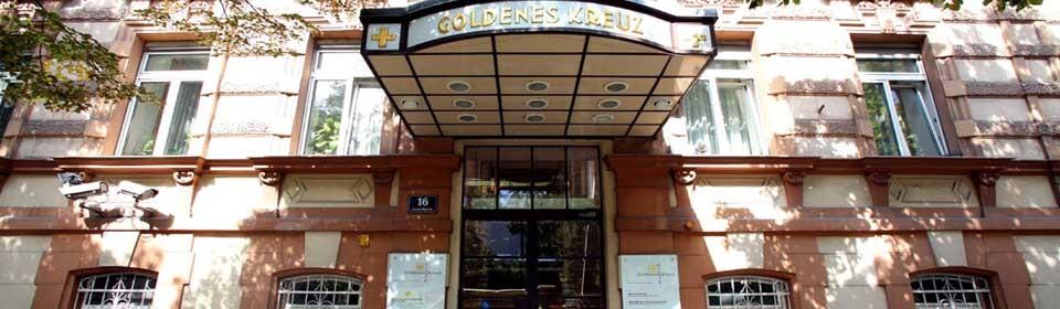 Австрия: Вена, Клиника Goldenes Kreuz (Голденес Креуз)