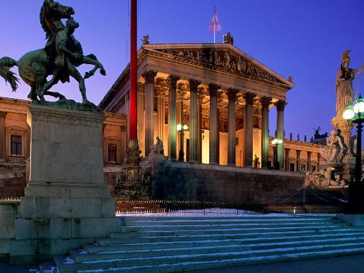 Тур 2 столицы: Вена-Париж