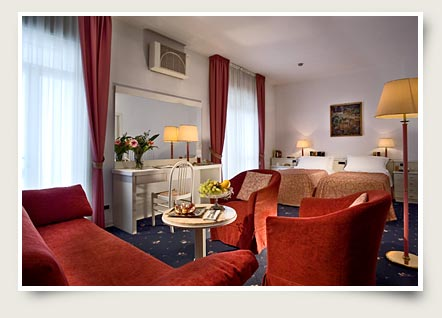 Hotel Ariston Molino 4* (Отель Аристон Молино), Абано Терме, Италия