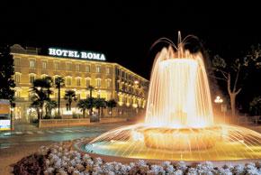 Hotel Roma 4* (Отель Рома), Абано Терме, Италия