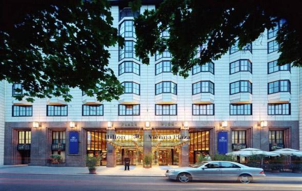 Hilton Vienna Plaza 5*