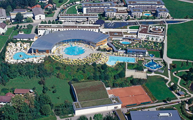 Австрия: Гайнберг, Vitalhotel Therme Geinberg 4*