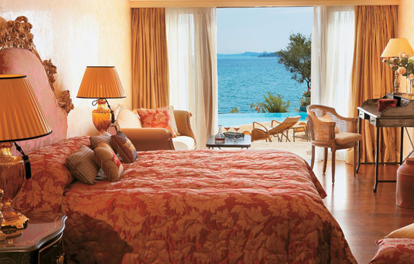 Grecotel Corfu Imperial 5* de luxe (Грикотель Корфу Имериао), Греция