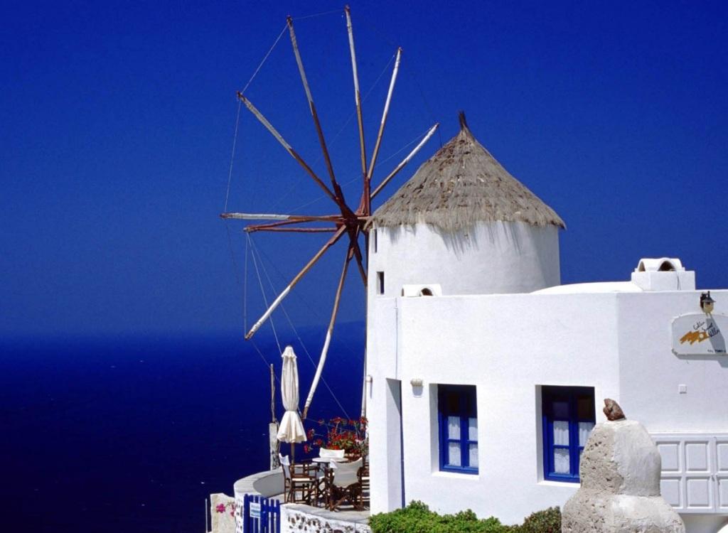 Остров Кос - сад Эгейского моря