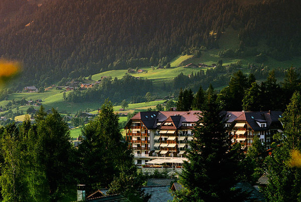Швейцария, туры в Гштаа
