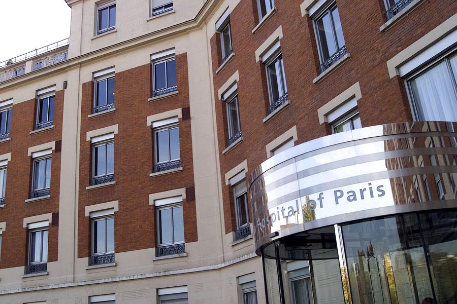 АМЕРИКАНСКИЙ ГОСПИТАЛЬ В ПАРИЖЕ ( American Hospital of Paris: AHP)
