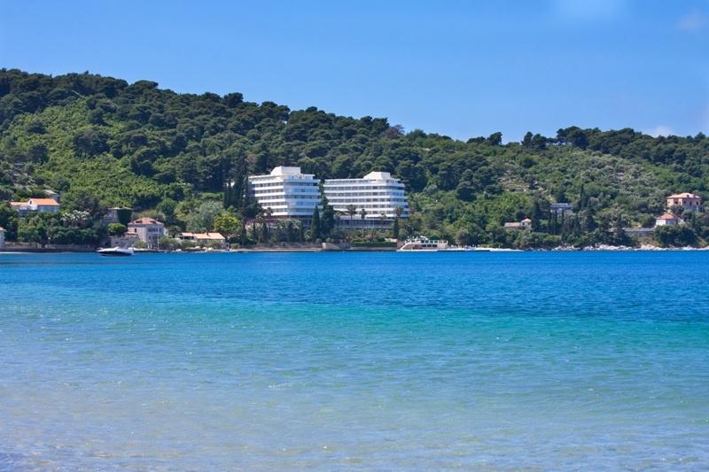 Хорватия: о. Лопуд, Lafodia Hotel & Resort 4* (Отель Лафодия)