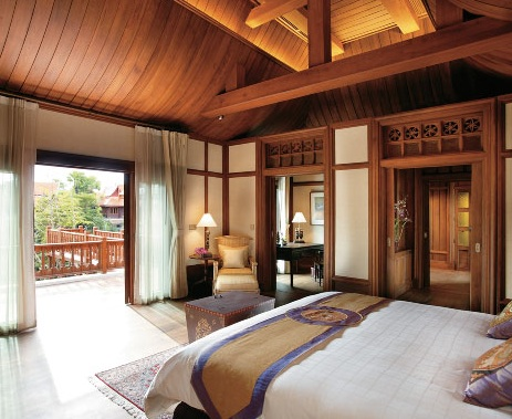 отель Mandarin Oriental Dhara Dhevi Chiang Mai