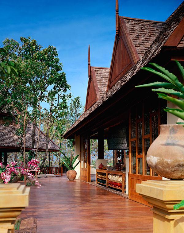 отель Four Seasons Resort Chiang Mai 5