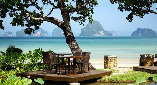 Отдых в отеле The Tubkaak Krabi Boutique Resort 5* (Тубкак Краби)