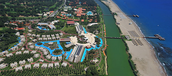 Gloria Serenity Resort 5* (Глория Серенити Резорт)  Белек