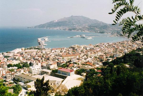 Греция, остров Закинтос - фаворит сезона 2010!