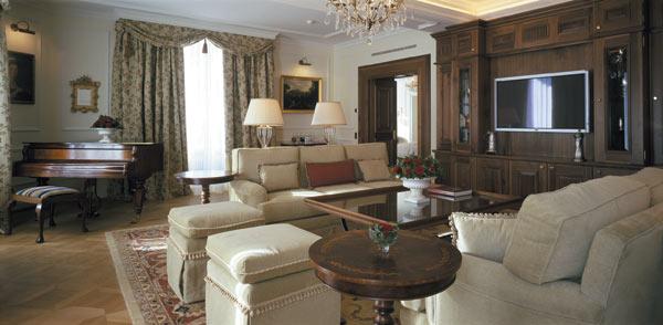 Швейцария: Санкт Мориц, Badrutt's Palace 5*de luxe (Бадрут Палас)