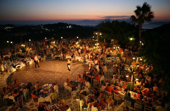 Греческий вечер