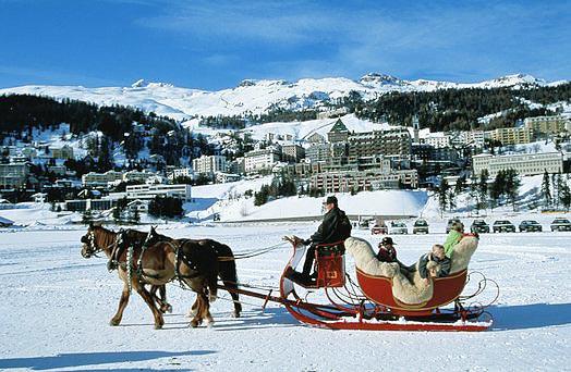 Швейцария, Санкт-Мориц