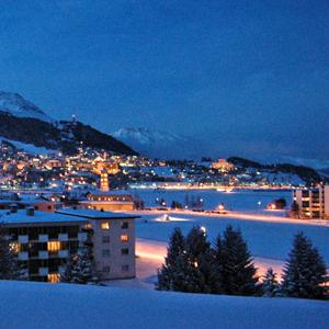Швейцария: Санкт Мориц, отель Лодинелла 3* (Hotel Laudinella)